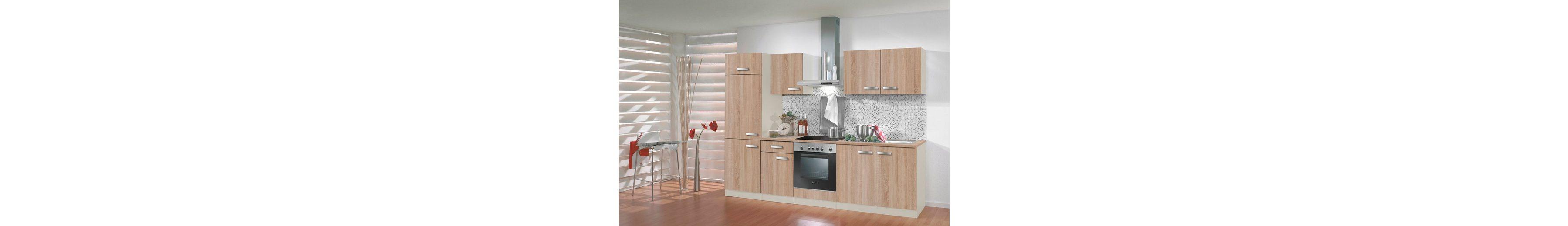 Küchenzeile ohne E-Geräte »Padua«, Breite 270 cm