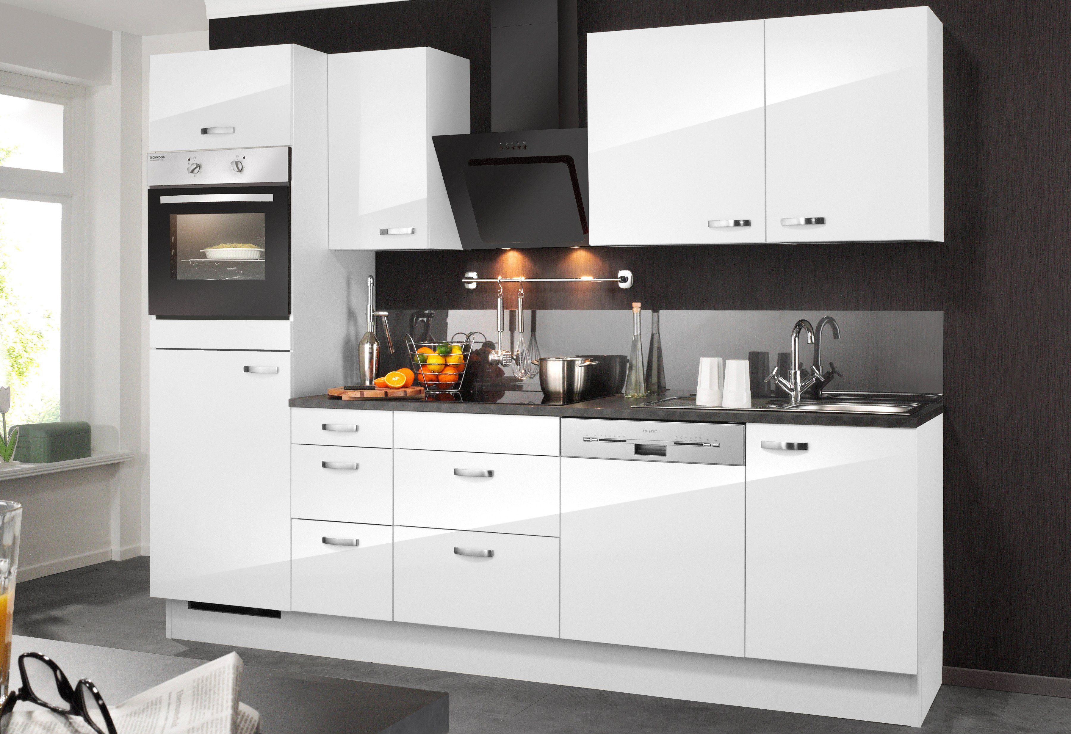 Optifit Küchenzeile ohne E-Geräte »Ole«, Breite 270 cm (Set 2)