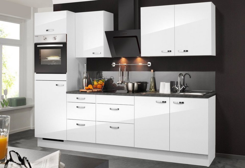 optifit k chenzeile ohne e ger te ole breite 270 cm online kaufen otto. Black Bedroom Furniture Sets. Home Design Ideas