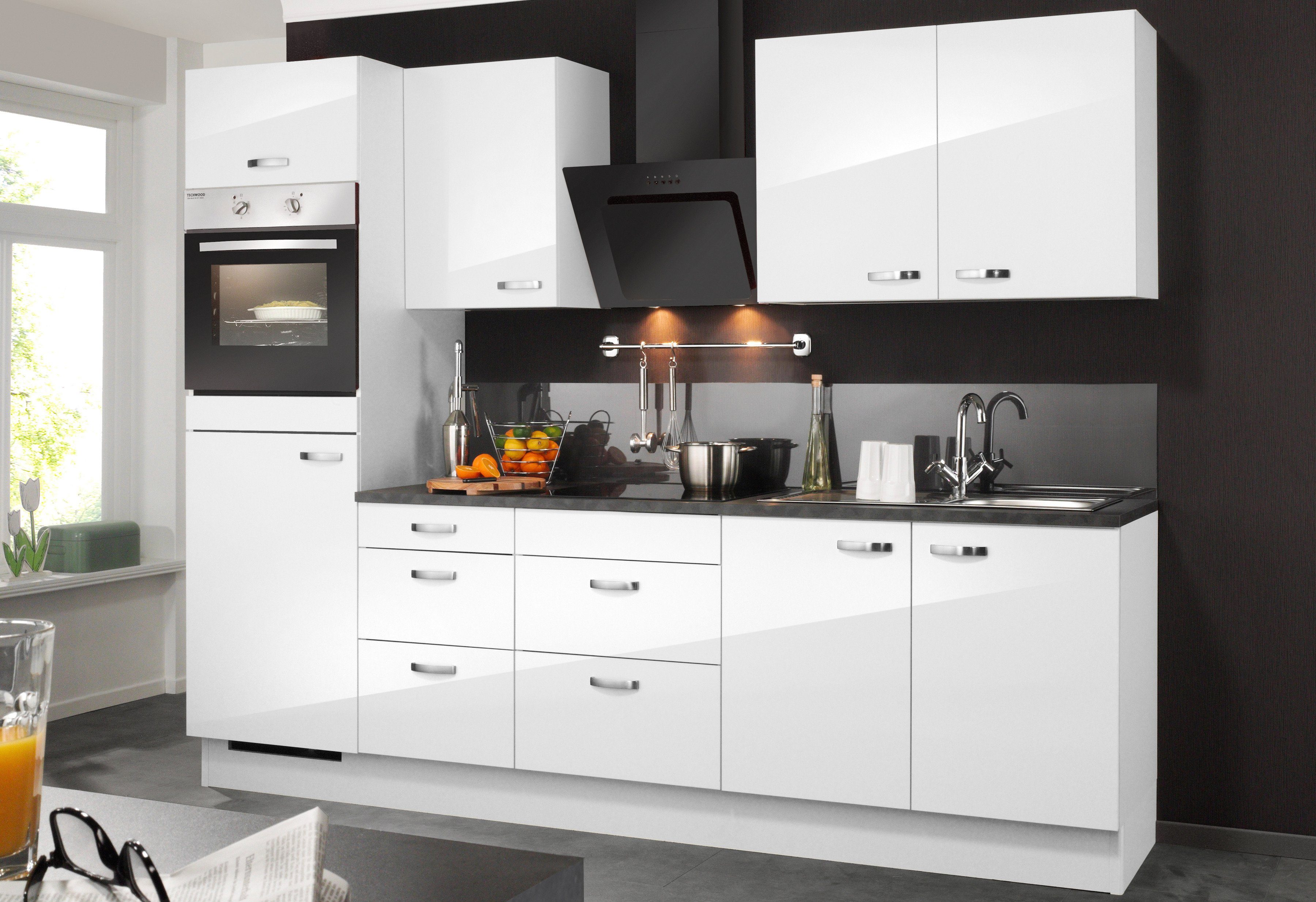 Optifit Küchenzeile ohne E-Geräte »Ole«, Breite 270 cm (Set 1)
