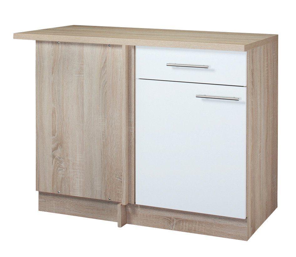 Wiho Küchen Eckunterschrank»Montana«, Breite 110 cm online kaufen | OTTO