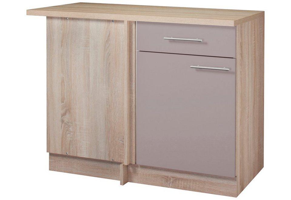 Wiho Küchen Eckunterschrank»Montana«, Breite 110 cm online kaufen   OTTO