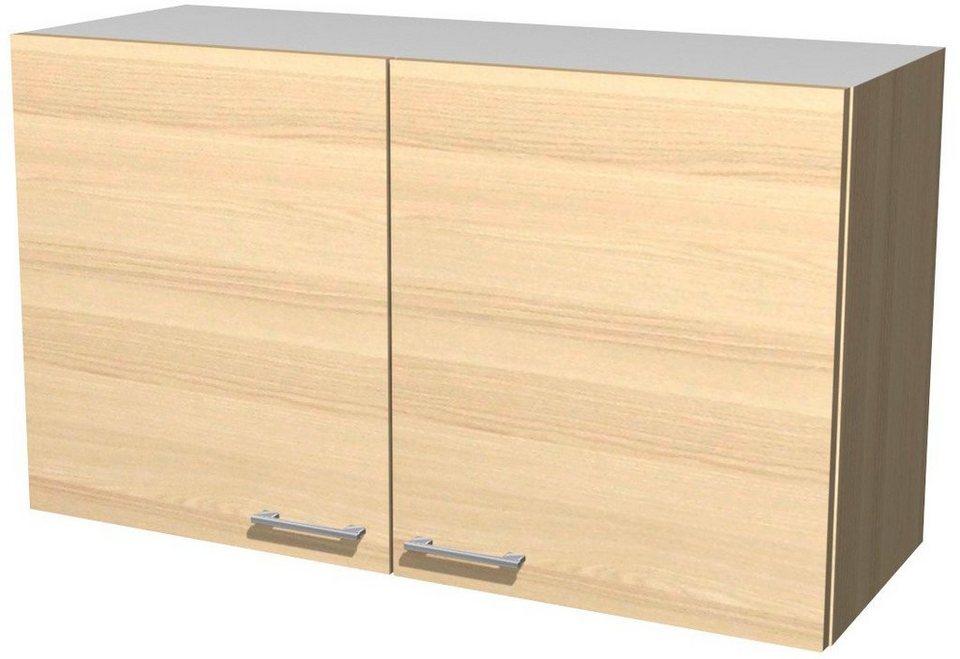 Küchenhängeschrank »Portland«, Breite 100 cm in akaziefarben