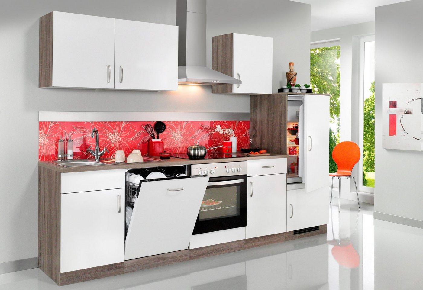 k chenzeile mit elektroger te sonstige preisvergleiche erfahrungsberichte und kauf bei nextag. Black Bedroom Furniture Sets. Home Design Ideas