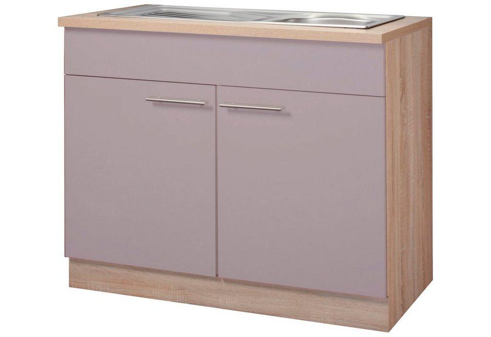 Wiho Küchen Spülenschrank »Montana«, Breite 100 cm | OTTO
