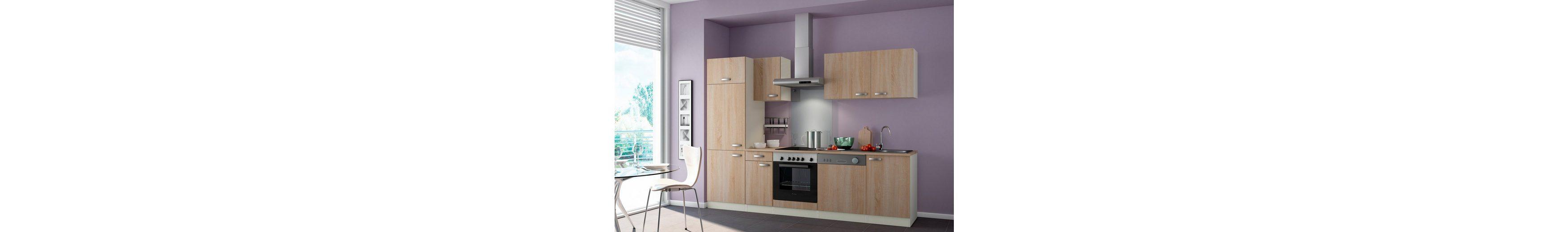 Küchenleerzeile »Padua«, Breite 270 cm