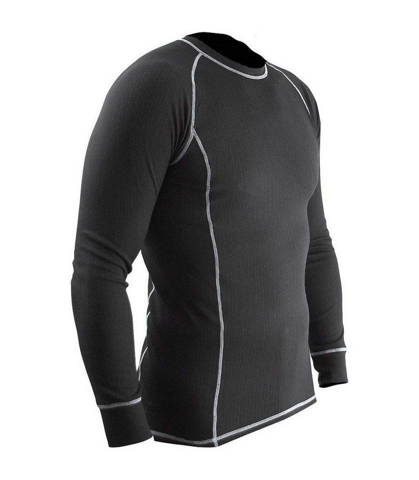 Roleff Funktionsunterwäsche »Men« in schwarz