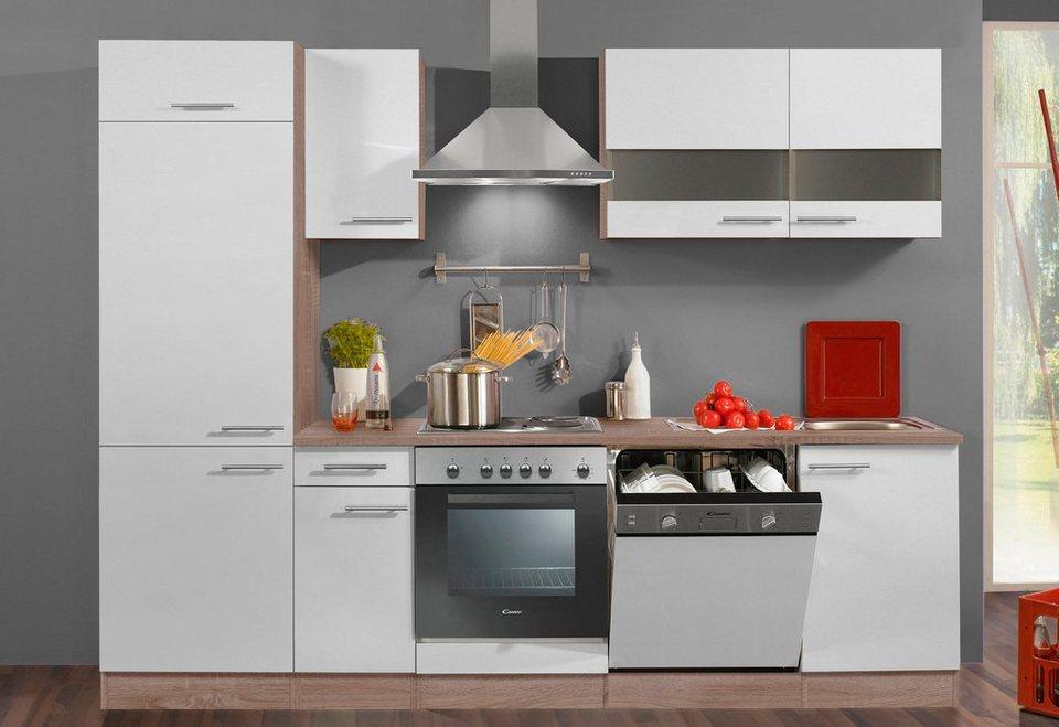 optifit k chenzeile ohne e ger te rabat breite 270 cm set 2 online kaufen otto. Black Bedroom Furniture Sets. Home Design Ideas