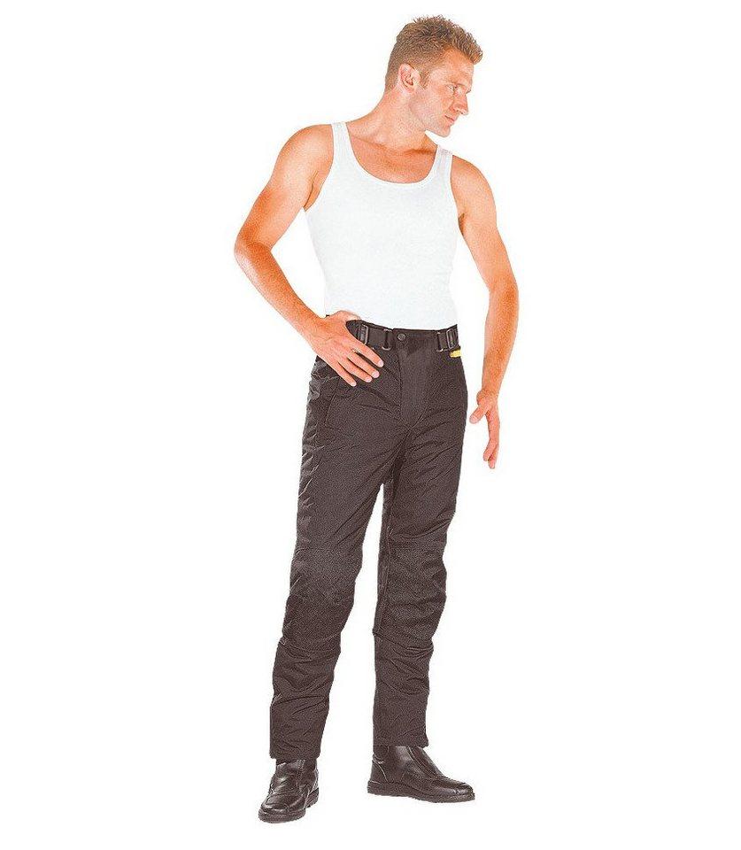 Roleff Motorradhose »Roleff Racewear« in schwarz