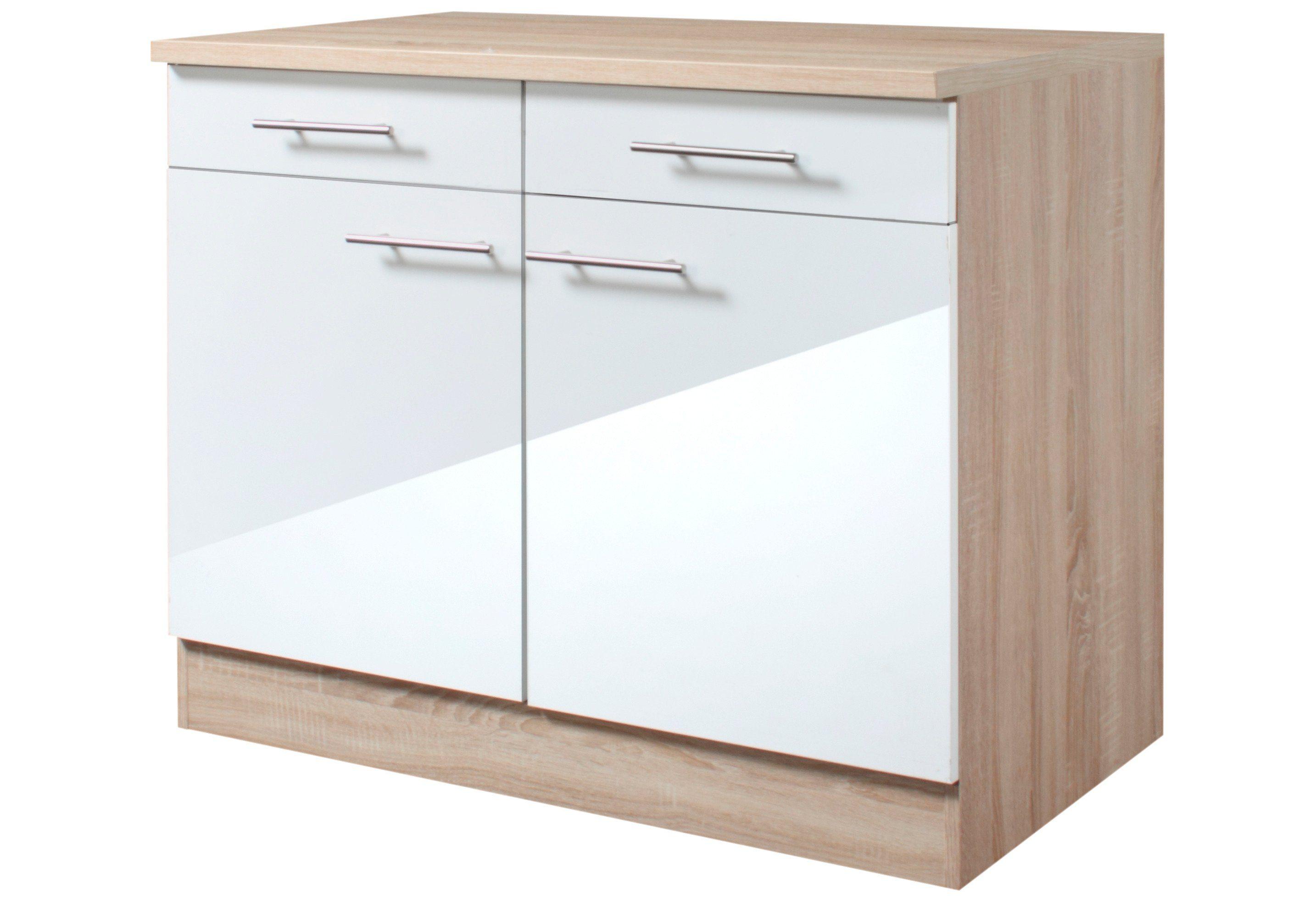Optifit Küchenunterschrank »Dakar«, Breite 100 cm