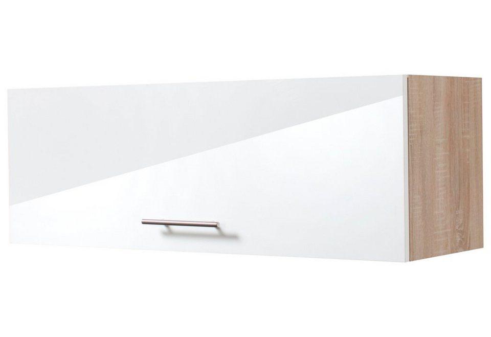 Optifit Küchenhängeschrank »Dakar«, Breite 100 cm in eichefarben/weiß