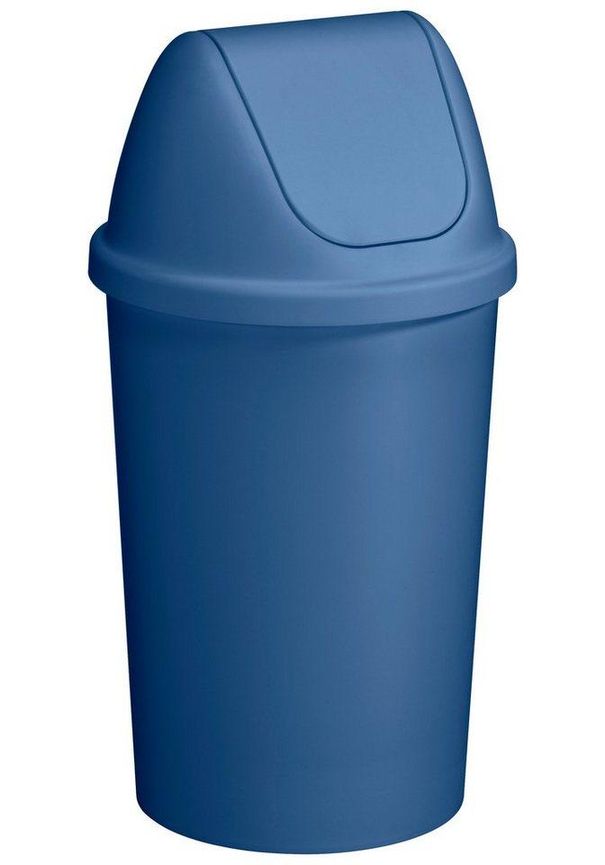 Abfalleimer, 45 Liter in blau