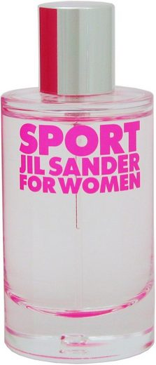 JIL SANDER Eau de Toilette »Sport for Woman«