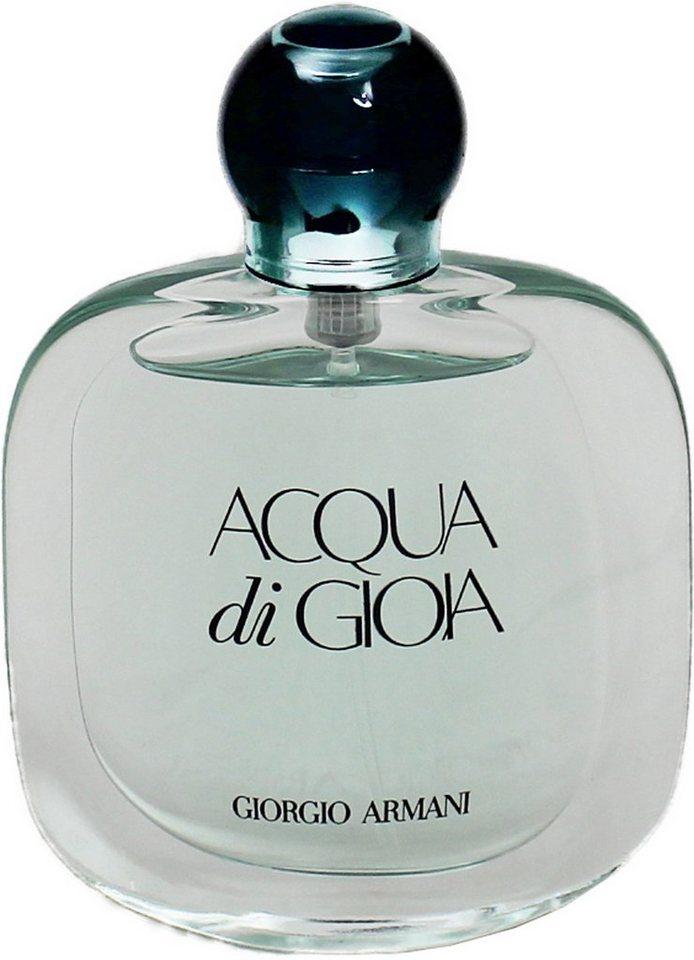 Giorgio Armani, »Acqua di Gioia«, Eau de Parfum