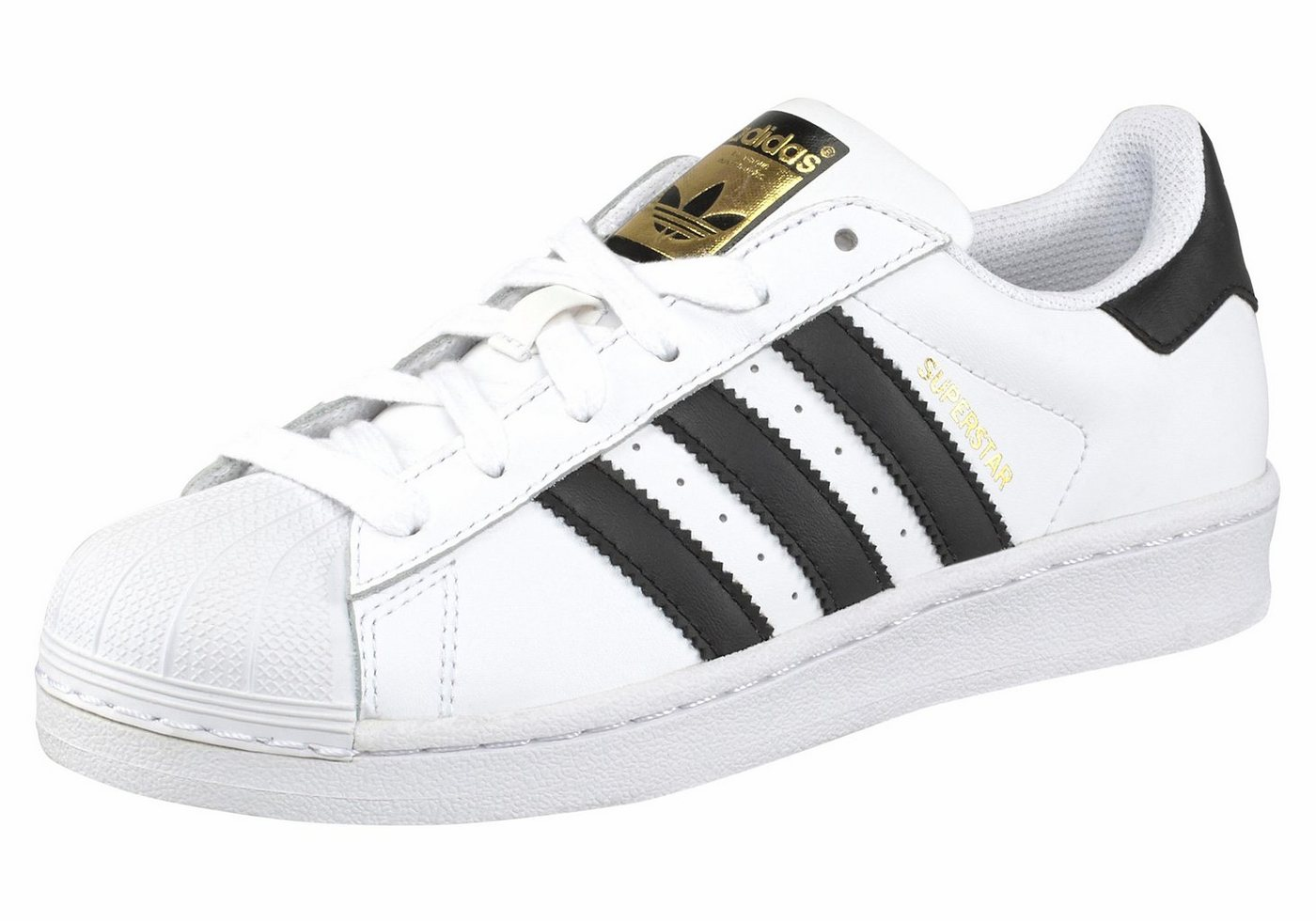 Adidas Originals Superstar J Sneaker