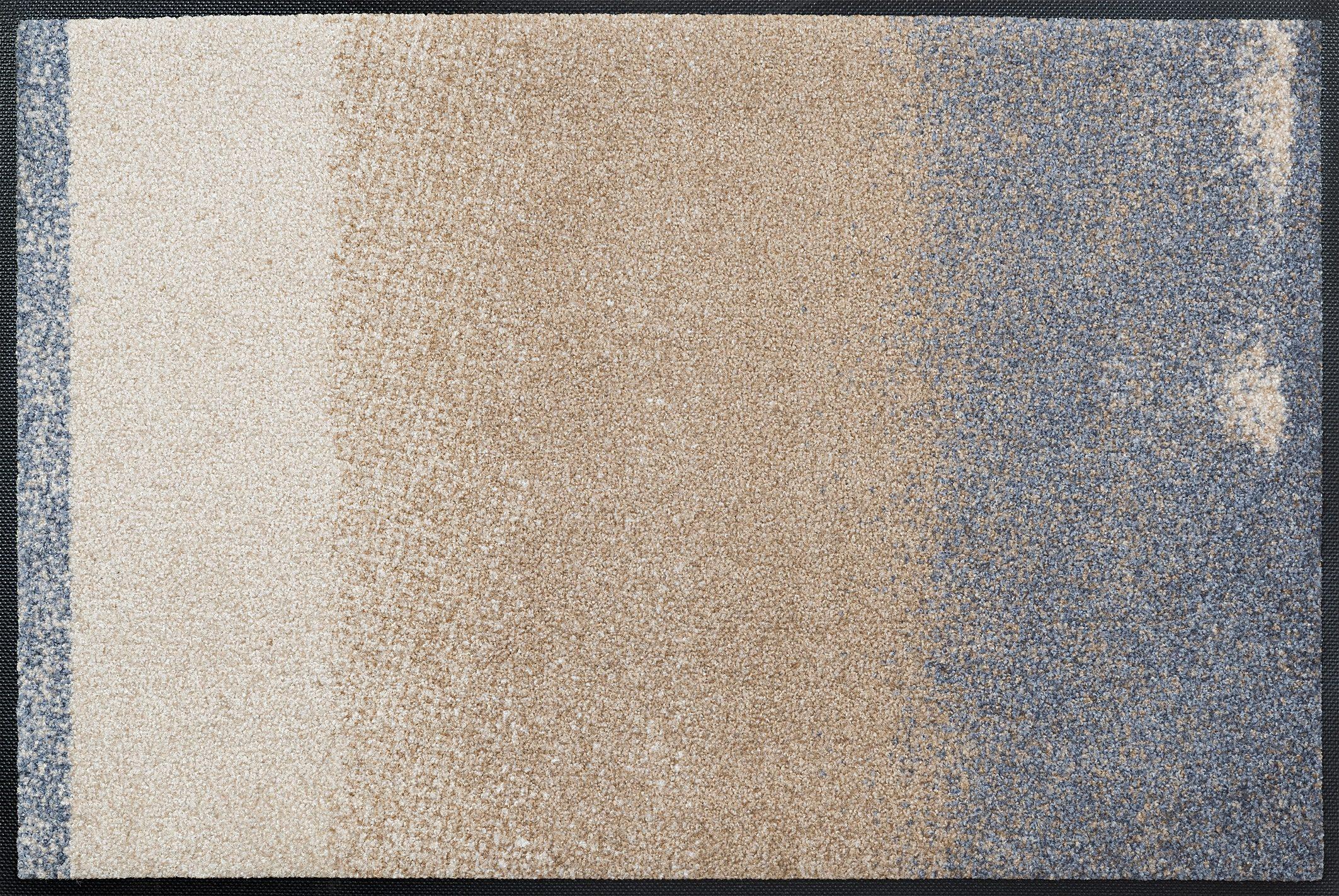 Fußmatte »Medley«, wash+dry by Kleen-Tex, rechteckig, Höhe 9 mm