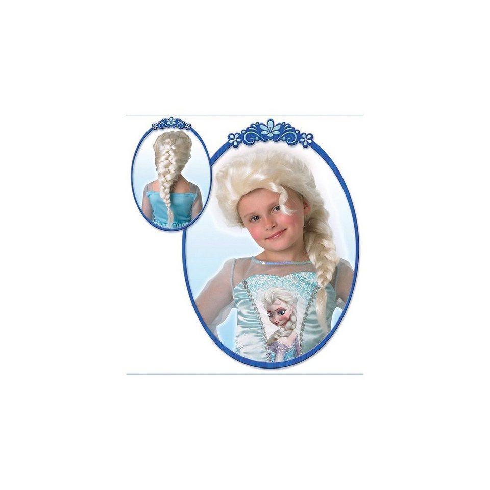 Rubie´s Eiskönigin Elsa Perücke in Perücke
