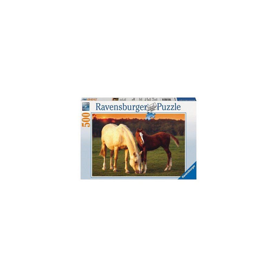 Ravensburger Schöne Pferde - 500 Teile