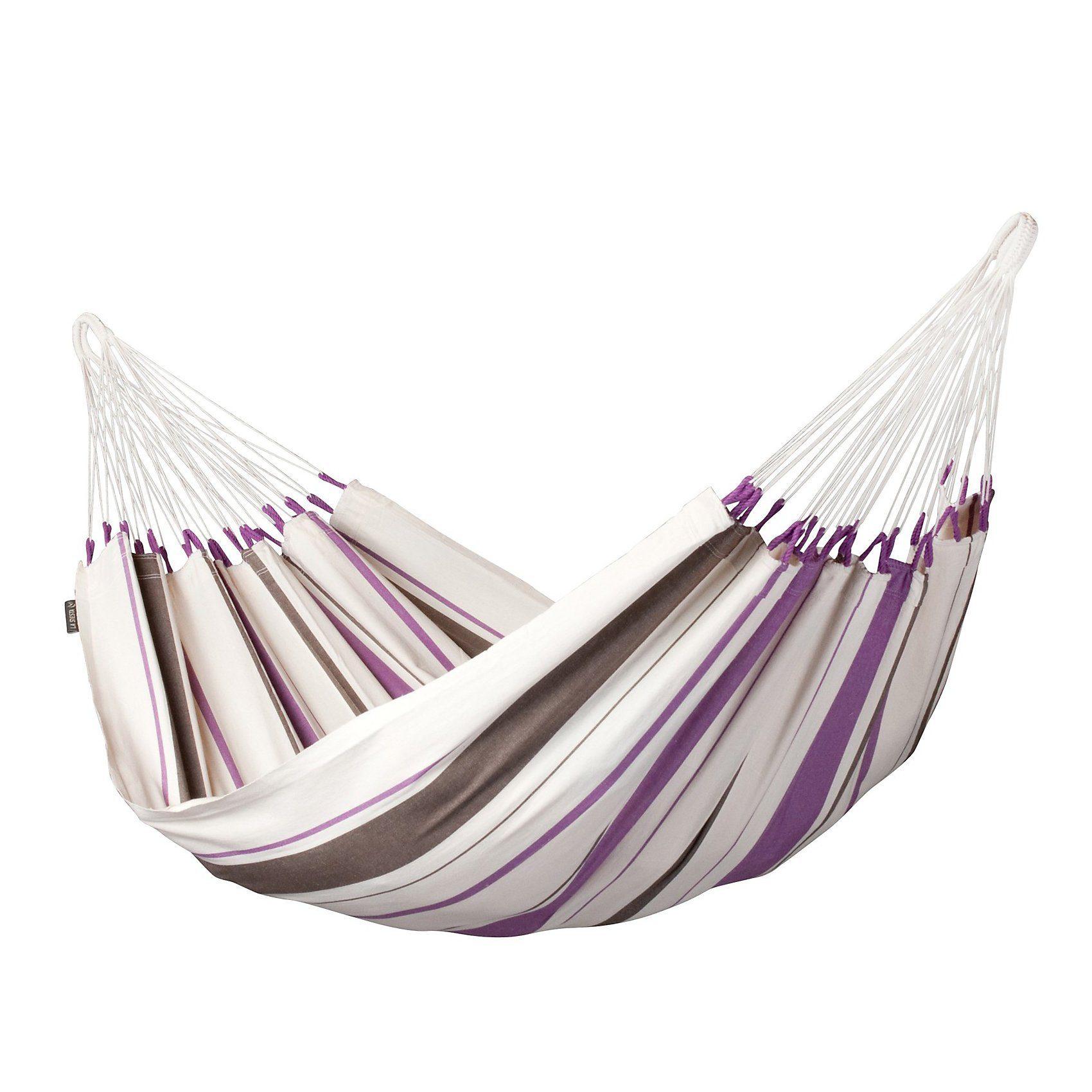 La Siesta Single-Hängematte CARIBEÑA purple