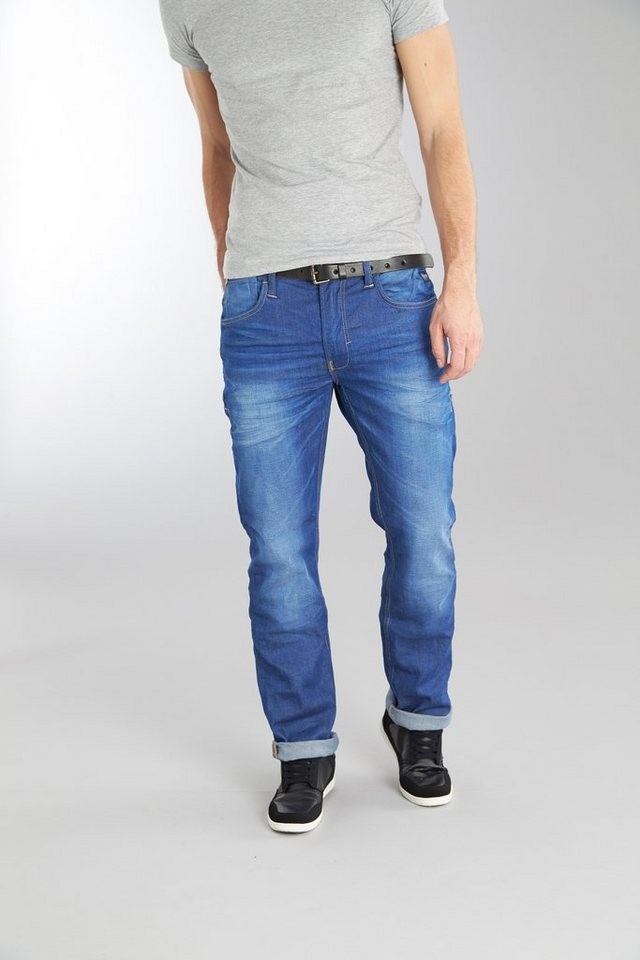 Blend Breeze straight fit jeans in Blau