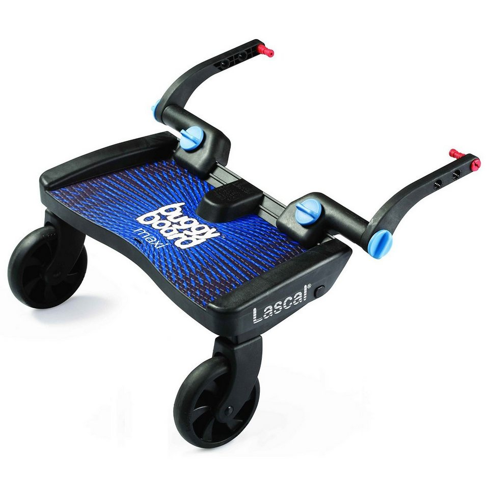 Lascal BuggyBoard Maxi blau + Verlängerung in blau