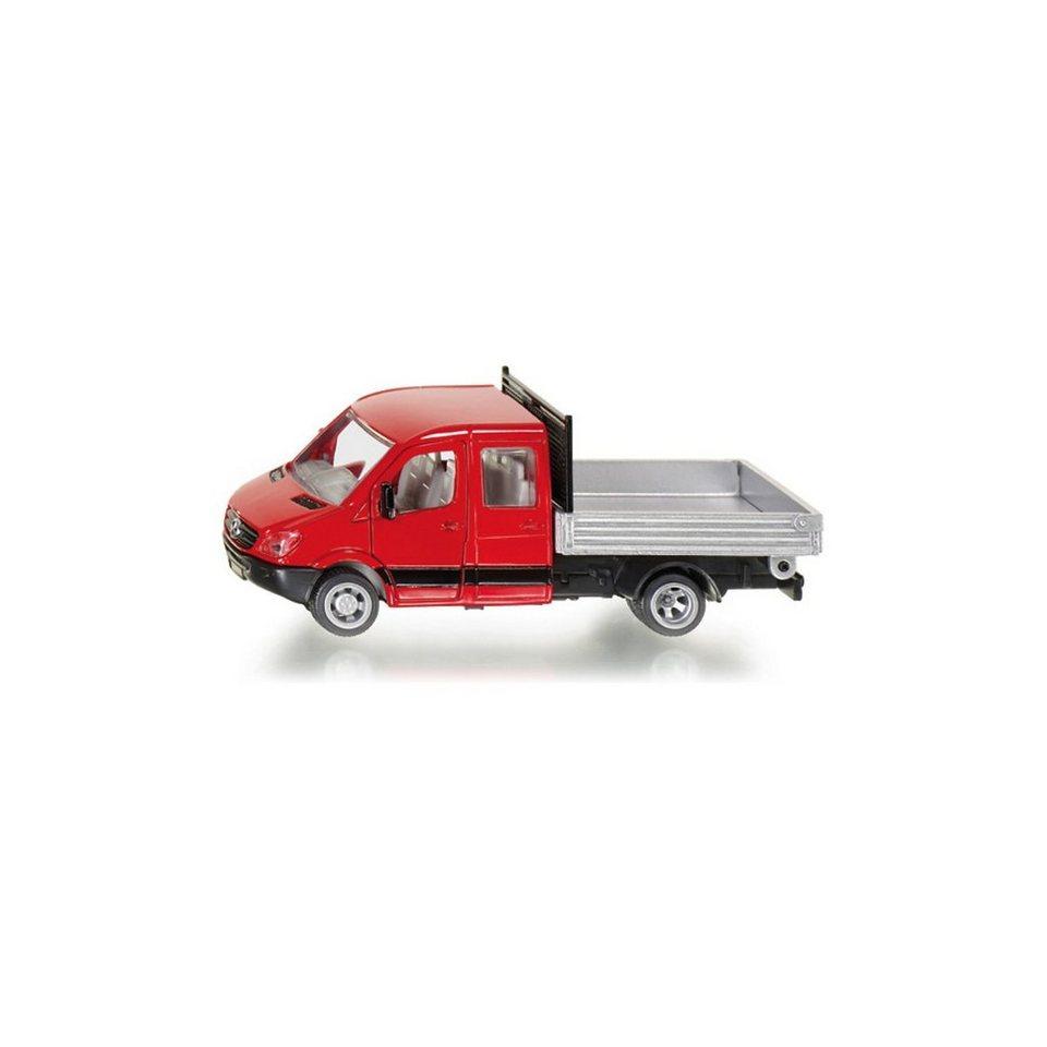 SIKU 3538 Transporter mit Pritsche 1:50