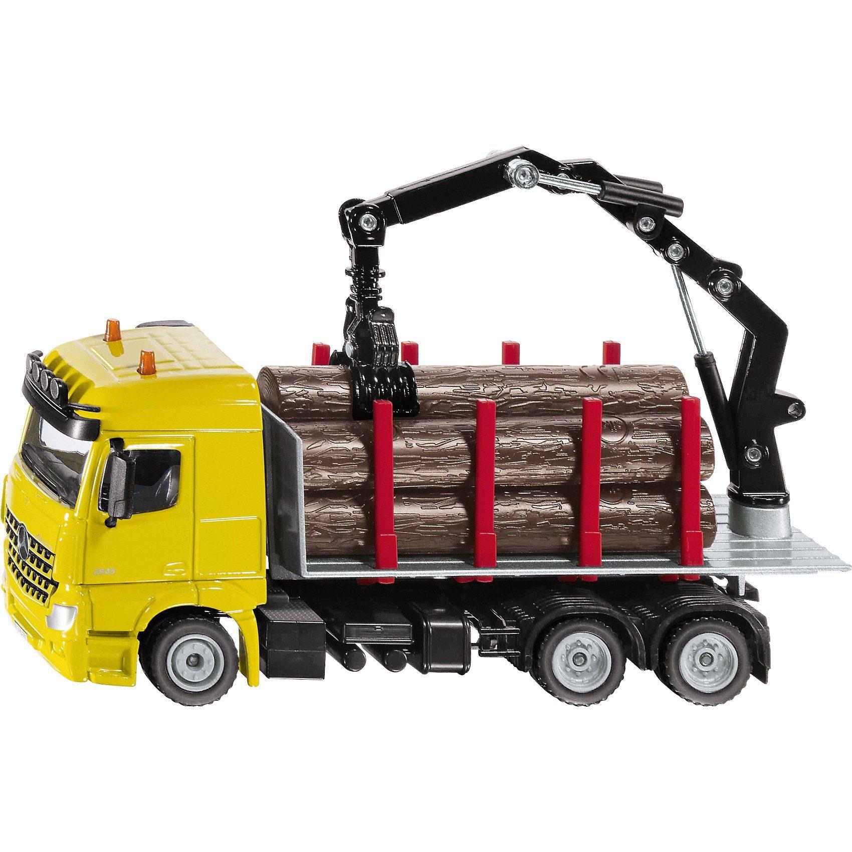 SIKU 2714 Holz-Transport-LKW 1:50