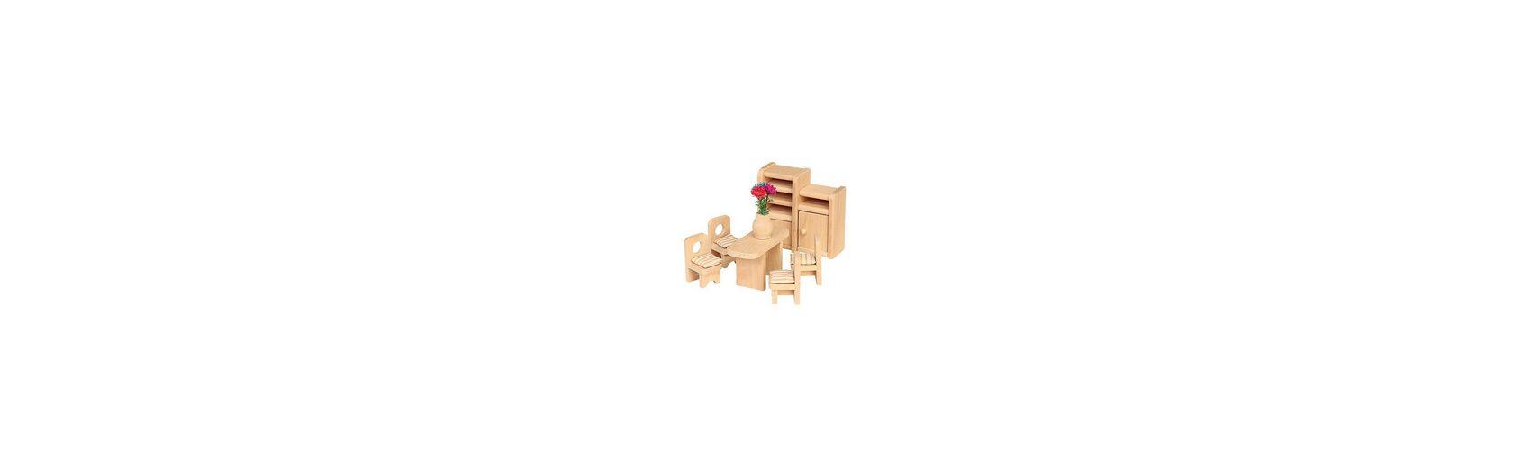 Beluga Puppenhausmöbel Esszimmer