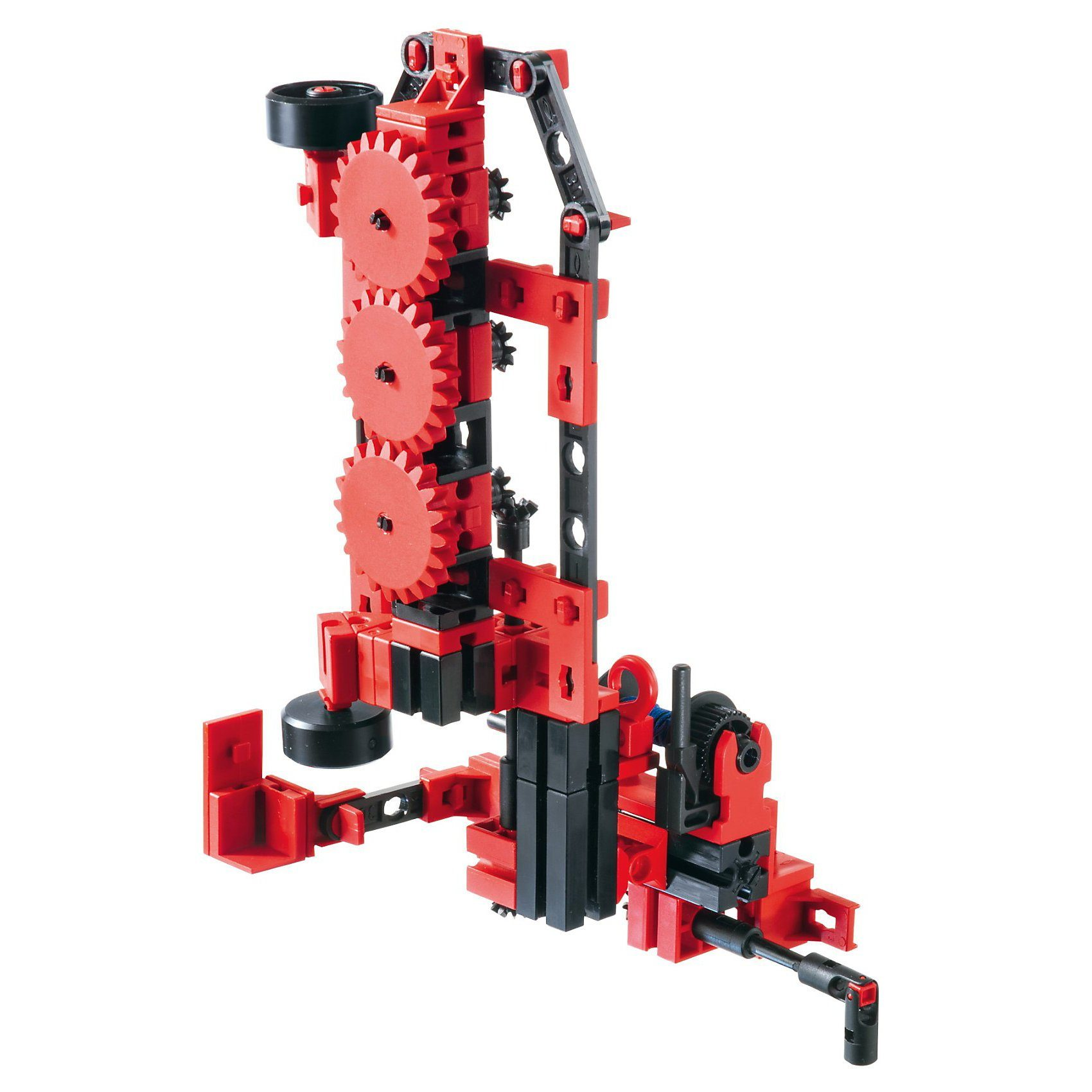 "fischertechnik ADVANCED ""Tractor Set IR Control"" - Traktor Set mit Fernsteu"