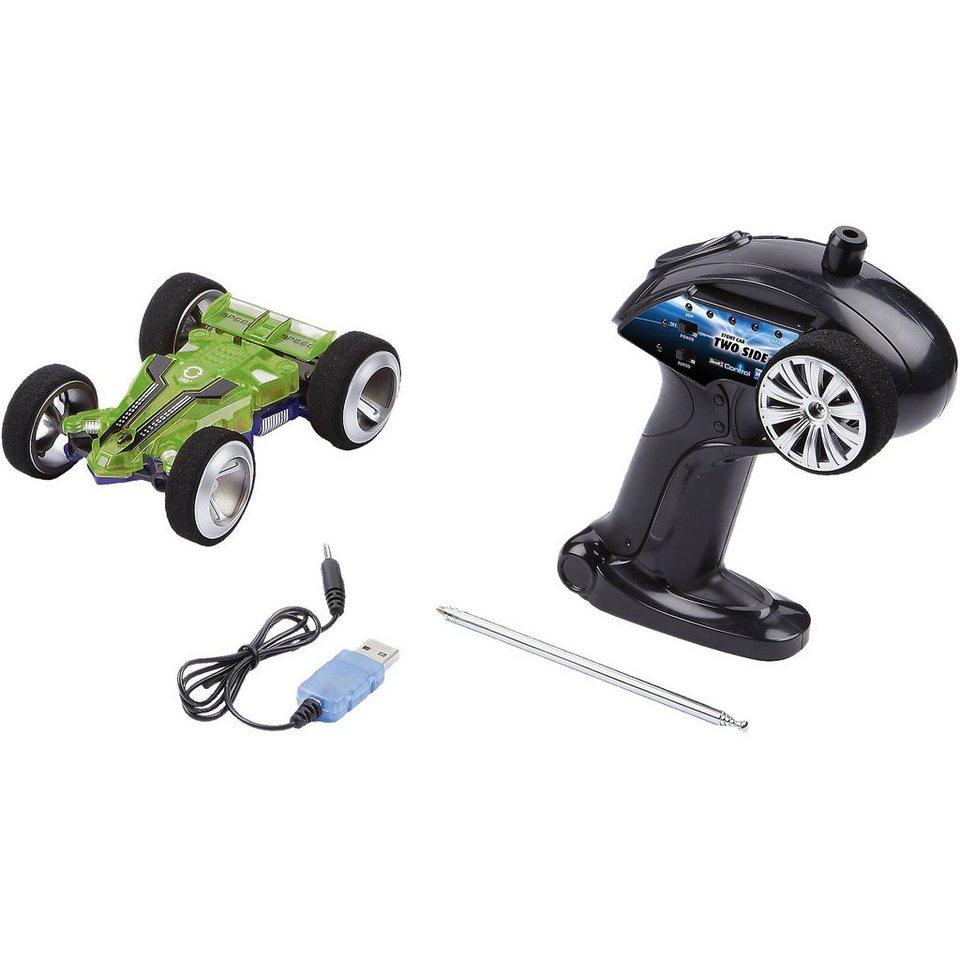 """Revell Control - Stunt Car """"Two Side"""" grün-blau"""