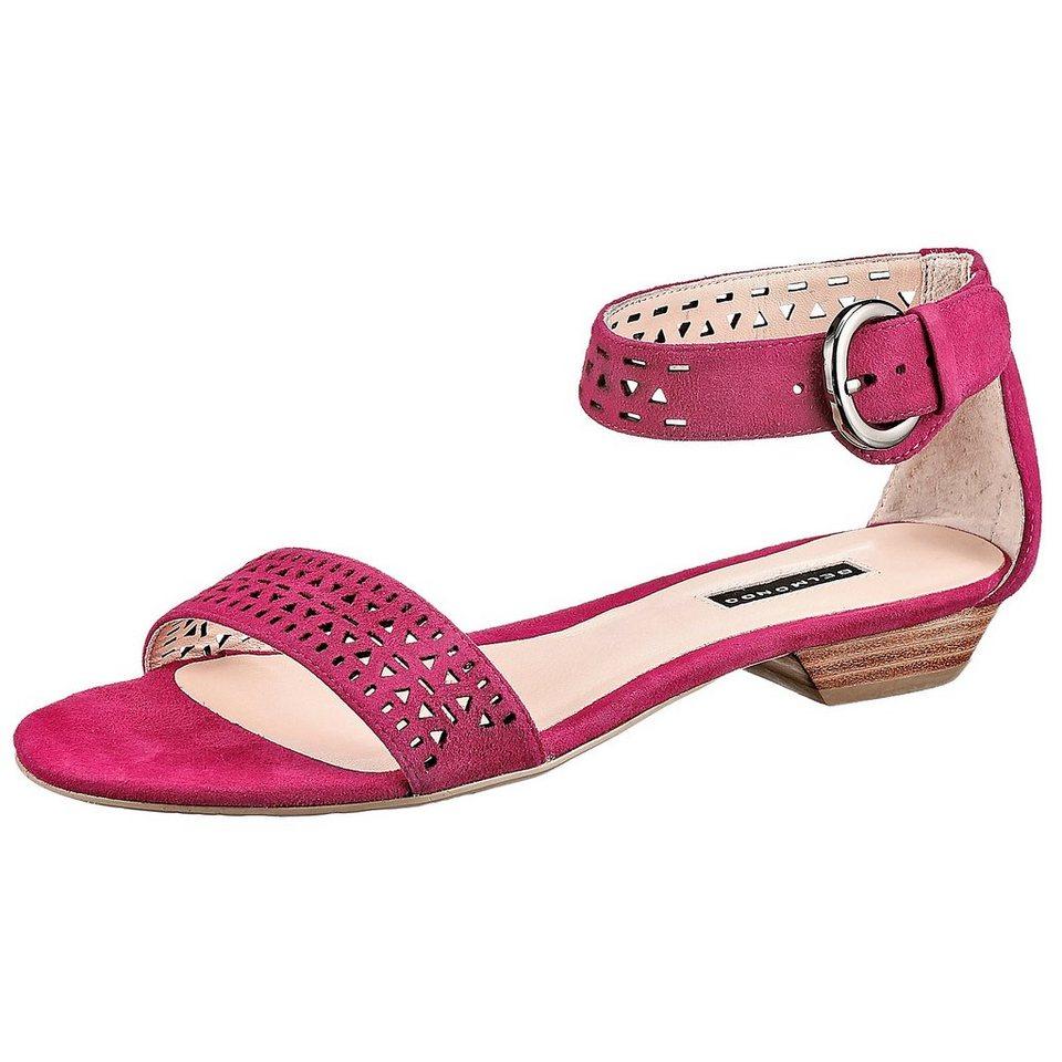 BELMONDO Sandaletten in pink