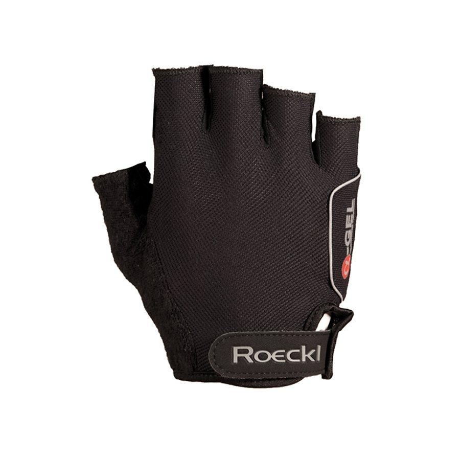 Roeckl Fahrrad Handschuhe »Alpha Handschuh« in schwarz