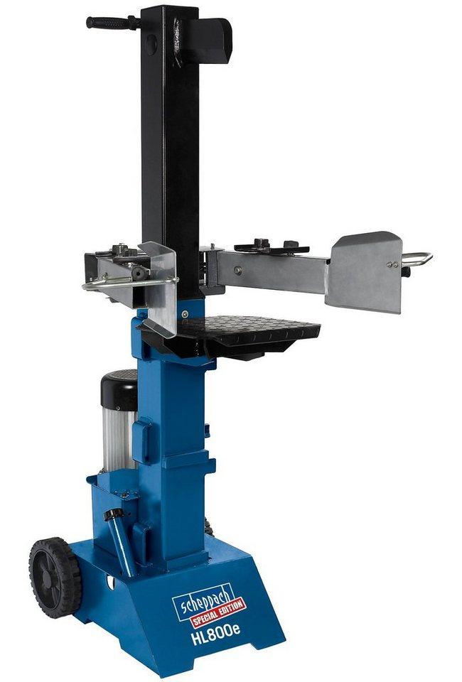 Elektro-Holzspalter »HL 800e« Set