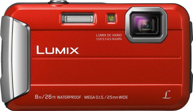 Action, Outdoorkameras - Panasonic »Lumix DMC FT30« Outdoor Kamera (Full HD, 4x opt. Zoom)  - Onlineshop OTTO