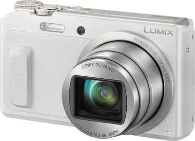 Lumix Panasonic DMC-TZ58EG Super Zoom Kamera, 16 Megapixel, 20x opt. Zoom, 7,5 cm (3 Zoll) Display Sale Angebote Egloffstein