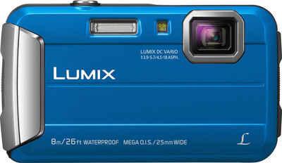 Panasonic »Lumix DMC-FT30« Outdoor-Kamera (LUMIX DC Vario, 4x opt. Zoom)