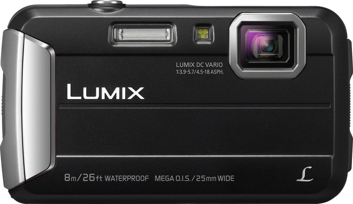Action, Outdoorkameras - Panasonic »Lumix DMC FT30« Outdoor Kamera (Full HD, 4x opt. Zoom)  - Onlineshop OTTO