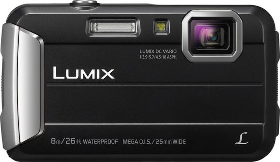 Panasonic »Lumix DMC-FT30« Outdoor-Kamera (Full HD, 4x opt. Zoom)