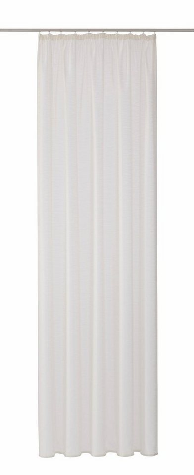 Vorhang, Home Wohnideen, »Bartica« (1 Stück) in creme