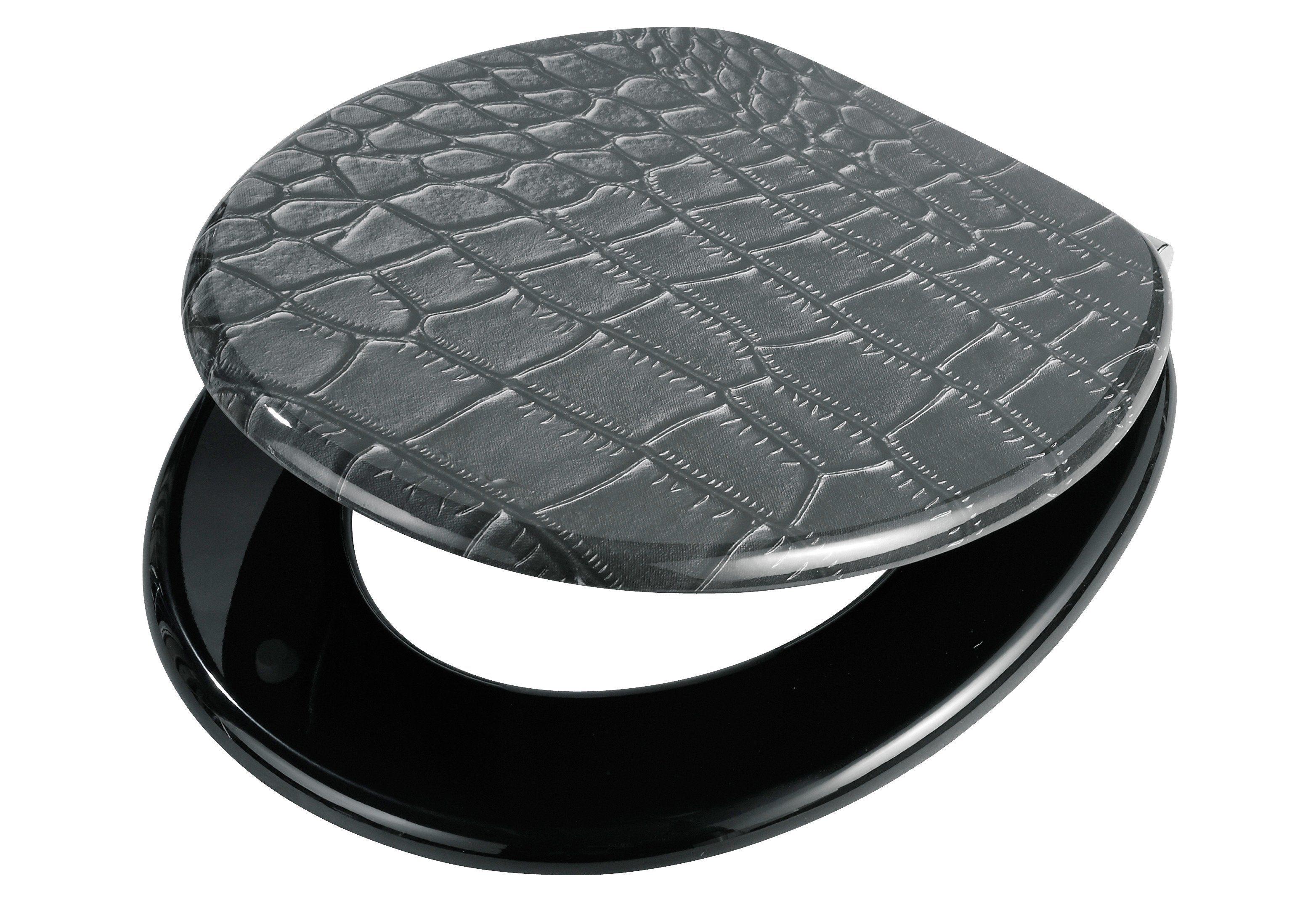 wc sitz schuppe mit absenkautomatik kaufen otto. Black Bedroom Furniture Sets. Home Design Ideas