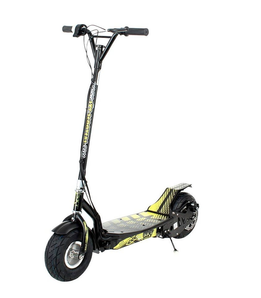 E-Scooter »SXT300«, 300 Watt, 20 km/h in schwarz