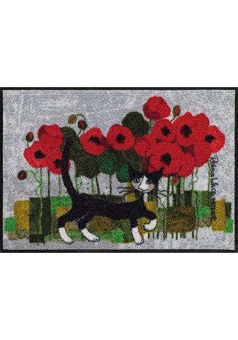 ROSINA WACHTMEISTER Durų kilimėlis »Poppywalk by «