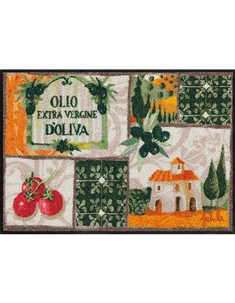 SALONLOEWE Durų kilimėlis »Toscana Patchwork« rec...