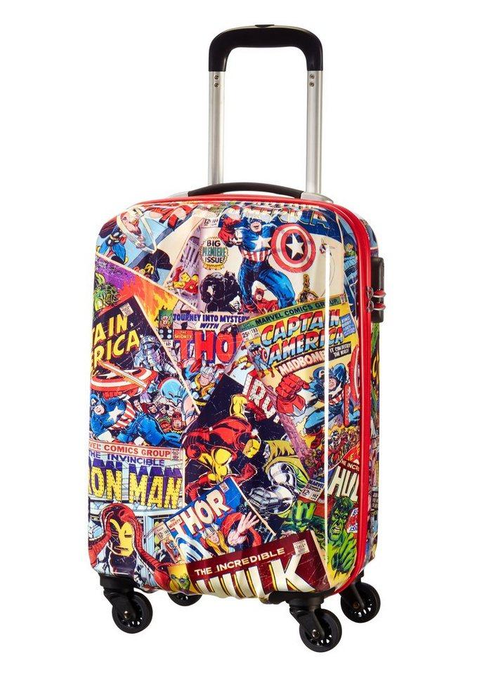 American Tourister Hartschalen-Trolley mit 4 Rollen, »Marvel Comics«