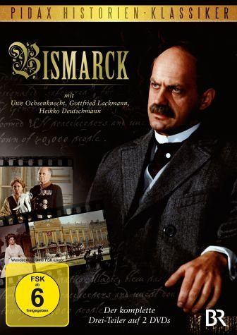 DVD »Bismarck (2 Discs)«