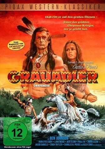 DVD »Grauadler«