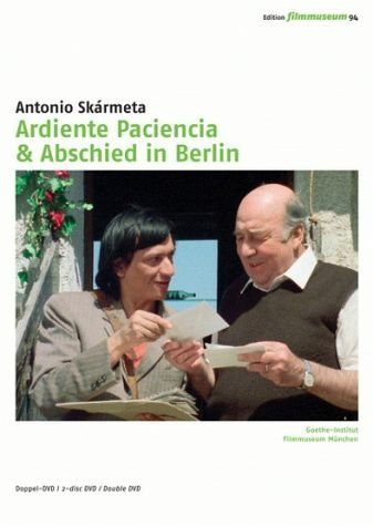 DVD »Ardiente Paciencia & Abschied in Berlin (2 Discs)«