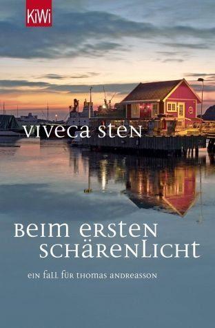 Broschiertes Buch »Beim ersten Schärenlicht / Thomas Andreasson Bd.5«