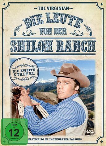 DVD »Die Leute von der Shiloh Ranch - Die zweite...«