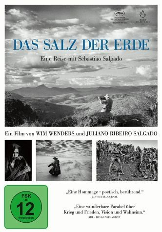 DVD »Das Salz der Erde (Limited Edition, tlw. OmU)«